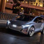 Audi lleva movilidad inteligente a Las Vegas con el AI:ME