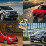 "Kia es premiada como ""Best Car for the Money"" 2020"