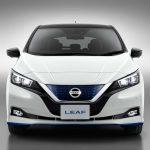 Conoce los sistemas inteligentes del Nissan LEAF