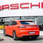 Ya disponible en Puerto Rico el nuevo Porsche Cayenne Coupé