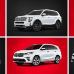 Kia recibe seis premios Top Safety Pick+ del IIHS