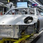 Detendrán la fabricación de autos Porsche por COVID-19