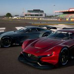 Mazda lanza un auto virtual: RX-Vision GT3 Concept